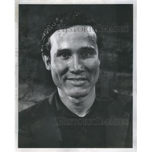 1959 Press Photo Henry Silva