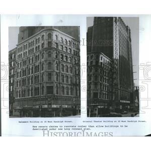 1979 Press Photo Delaware Building