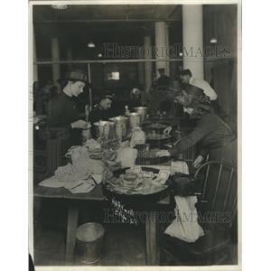 1920 Press Photo Salvation Army Bills Catherine Baird - RRR16687