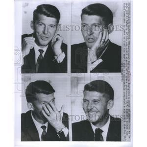 1962 Press Photo Walter Marty Schirra United States - RRR54993