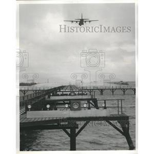 1967 Press Photo RAPCON at Ranh bay air base - RRR68755