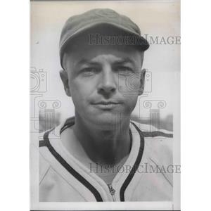 1938 Press Photo Stanley Hack, Chicago Cubs