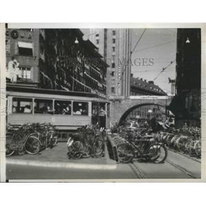 1944 Press Photo Kungafonden, Stockholm, Sweden - fux00014