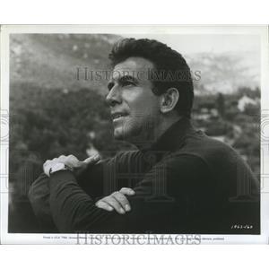 "1966 Press Photo Actor Tony Francisco of ""A Man Could Get Killed"" - lfx00801"