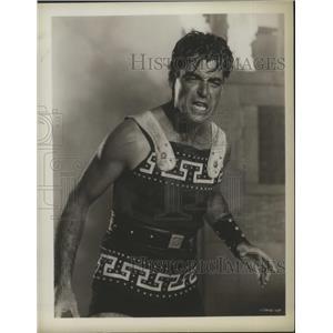 1961 Press Photo The Colossus of Rhodes starring Rory Calhoun - lfx01218