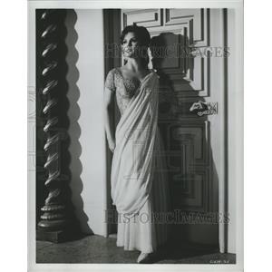 1965 Press Photo Harum Scarum starring Mary Ann Mobley - lfx01235