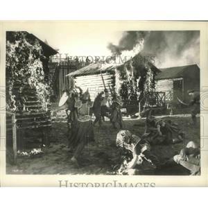 1961 Press Photo The Tartars starring Victor Mature - lfx01315