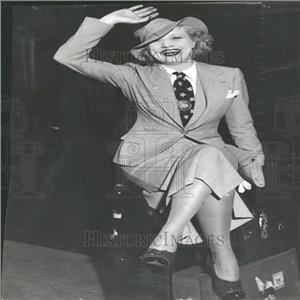 1935 Press Photo Margot Grahame English Actress - RRY27673