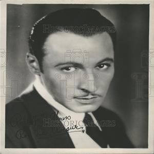 1927 Press Photo Rod La Rocque American Actor - RRY08467