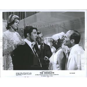1967 Press Photo A Scene From The Graduate
