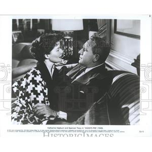 1998 Press Photo 1949 Katharine Hepburn Spencer Tracy