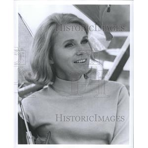 PRESS PHOTO EVA MARIE SAINT AMERICAN ACTRESS - RRY41347