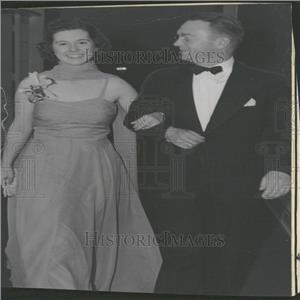 1939 Press Photo Virginia Smith Charming Lutz Jr
