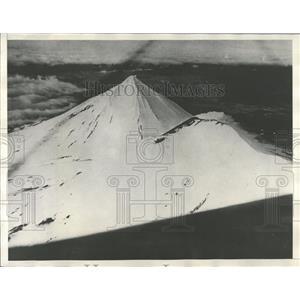 1932 Press Photo Pavlof Volcano In Alaska