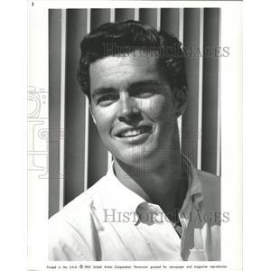 1962 Press Photo Russ Tamblyn West Side Story
