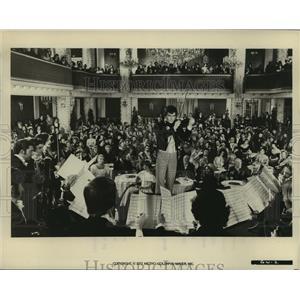 1938 Press Photo Horst Bucholtz as Johann Strauss Jr in The Great Waltz