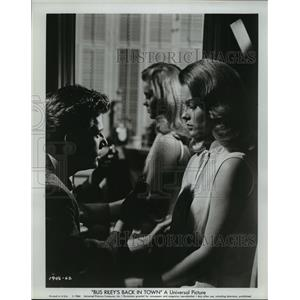 1965 Press Photo Bus Riley's Back In Town with Ann Margaret, Michael Parks