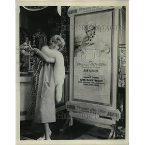 1964 Press Photo The Yellow Rolls Royce starring Shirley MacLaine - lfx03105