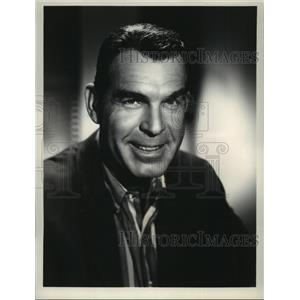 1960 Press Photo My Three Sons on CBS starring Fred MacMurray - lfx03109