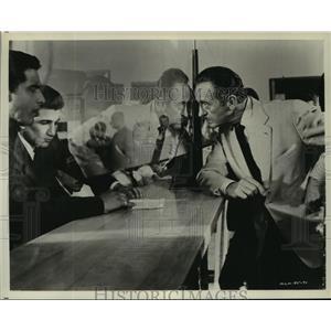 1966 Press Photo Where the Spies Are stars David Niven - lfx03827