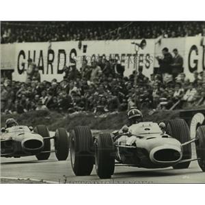 1966 Press Photo Grand Prix starring James Garner Eva Marie Saint - lfx03848