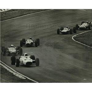 1966 Press Photo Grand Prix starring James Garner Eva Marie Saint - lfx03849