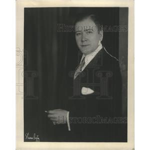 1928 Press Photo John Charles Thomas Metropolitan Radio