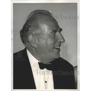 1965 Press Photo Ed Begley guest stars on show Slattery's People on CBS
