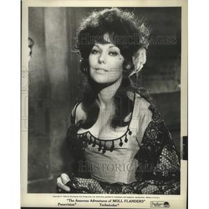 1965 Press Photo The Amorous Adventures of Moll Flanders stars Kim Novak