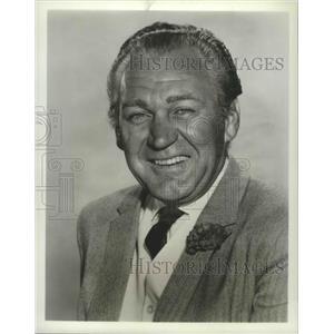 1965 Press Photo F Troop on ABC starring Forrest Tucker - lfx04464