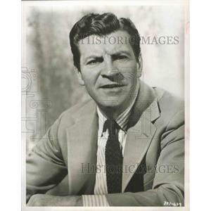1967 Press Photo Actor Robert Preston from play I Do I Do to host Tony Awards