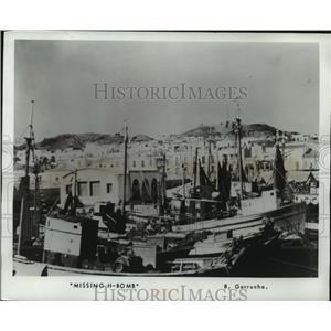 1967 Press Photo Garrucha, Sapin Fishing Boats - ftx00498