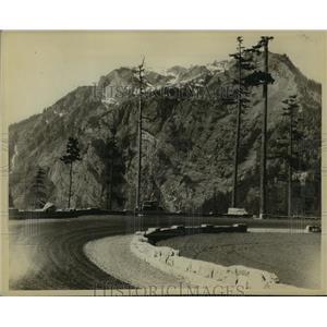 1930 Press Photo Mount Rainier National Park, Washington - ftx00760