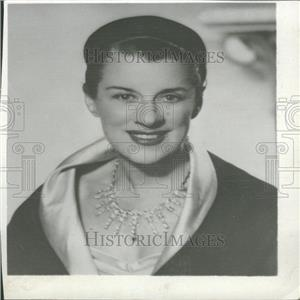 1955 Press Photo Beaterice Lillie Actress - RRY24197