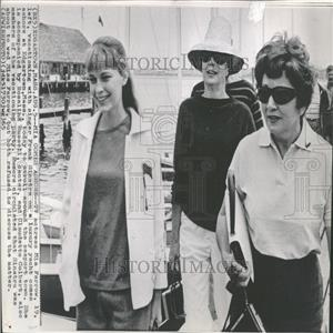 1965 Press Photo Actress Mia Farrow