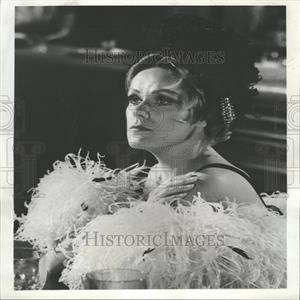 1969 Press Photo Tammy Grimes Actress Outcasts