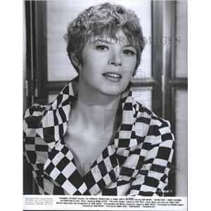 PRESS PHOTO SHANI WALLIS ENGLISH ACTRESS SINGER - RRY41411