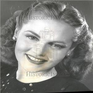 1946 Press Photo Actress Jean Cagney - RRY28559