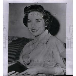 1950 Press Photo Colleen Townsend/Actor/Humanitarian - RRU36801