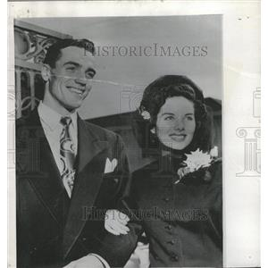 1950 Press Photo Colleen Townsend Actress Author Film - RRY46885