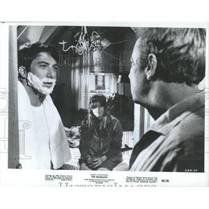 1967 Press Photo A Scene From The Graduate