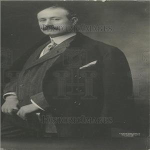 1917 Press Photo Campanini Chicago Opera Association