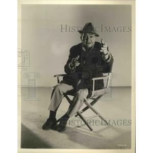 1962 Press Photo Two Weeks in Another Town starring Edward G Robinson