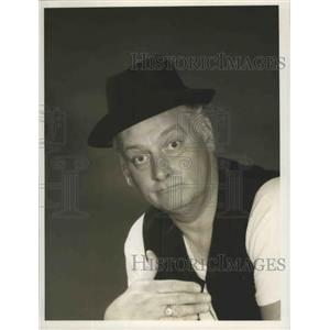 1955 Press Photo The Honeymooners with actor Art Carney - lfx04938