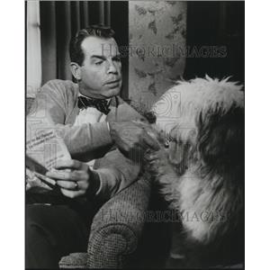 1959 Press Photo The Shaggy Dog from Walt Disney stars Fred MacMurray