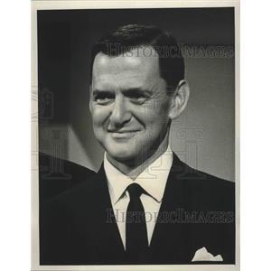 1966 Press Photo Tony Randall hosts Hippodrome on CBS TV - lfx05047