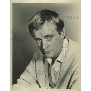 "1967 Press Photo David McCullum, star of ""Three Bites of the Apple"" - lfx05087"