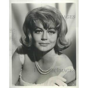 "1963 Press Photo Dorothy Malone in ""Beach Party"" - lfx05092"