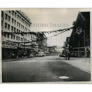 1953 Press Photo Tacoma, Washington Celebration - ftx01351