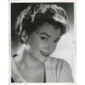 1959 Press Photo Anne Baxter/Actress/All About Eve - RRV19937
